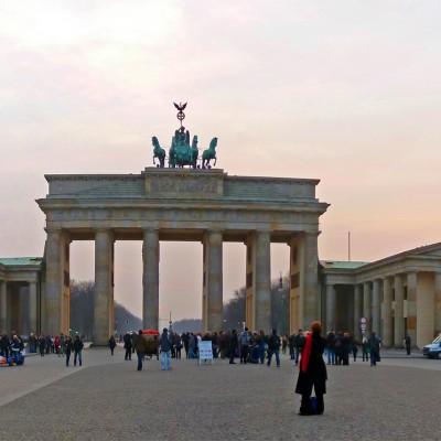 Berlin: Pariser Platz 360° Panorama